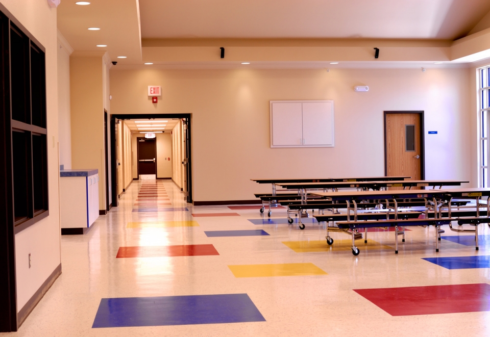 Classroom Design For Daycare ~ Gloria s ainsworth day care center cga architects
